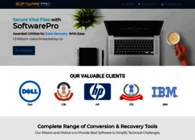 Softwarepro.org thumbnail