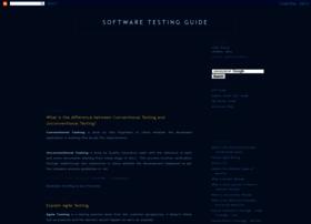 Softwaretestingguide.blogspot.com thumbnail