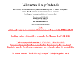 Sogvfonden.dk thumbnail