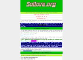 Soilove.org thumbnail