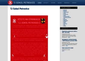 Sokol-petrovice.cz thumbnail