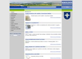Sokolovce.sk thumbnail
