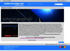Solaranzeige.de thumbnail