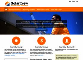 Solarcrew.ca thumbnail