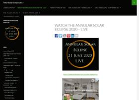 Solareclipse2015.org.uk thumbnail