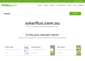 Solarflux.com.au thumbnail