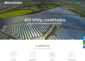 Solargreen.com.co thumbnail