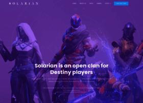 Solarian.net thumbnail