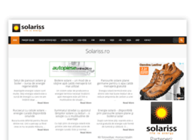 Solariss.ro thumbnail