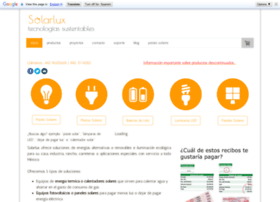 Solarlux.com.mx thumbnail