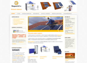 Solarni-sistemi-wagner.si thumbnail