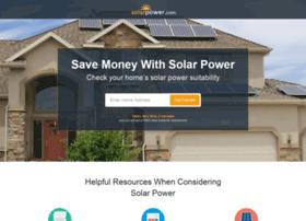 Solarpower.com thumbnail