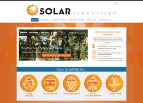 Solarsimplified.org thumbnail