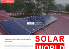 Solarworld.co.ke thumbnail
