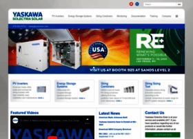 solectria com at WI  Yaskawa Solectria Solar - Leading