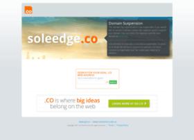 Soleedge.co thumbnail