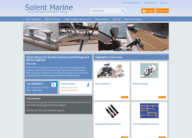 Solentmarine.co.uk thumbnail