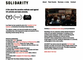 Solidarityfilm.com thumbnail