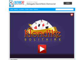 solitaire247 com at WI  Solitaire Games 247