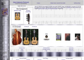 Sologuitarist.net thumbnail