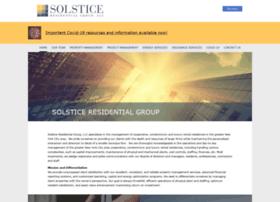 Solstice.us.com thumbnail