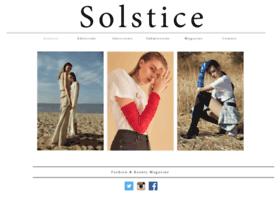 Solsticemagazine.co.uk thumbnail