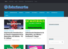 Solucionarios.net thumbnail
