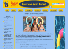 At wi swim school swimming for Asa swimming lesson plan template