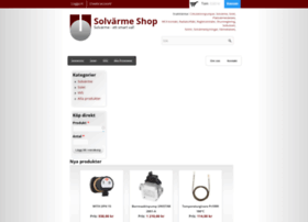 Solvarmeshop.se thumbnail