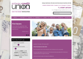 Solwaycreditunion.co.uk thumbnail