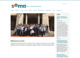 Soma-project.eu thumbnail