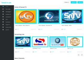 Somali-tv.com thumbnail