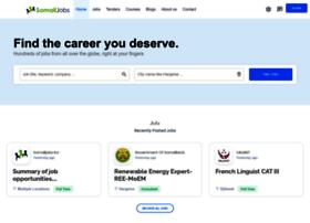 Somalijobs.net thumbnail