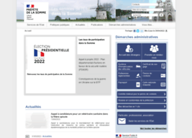 Somme.gouv.fr thumbnail