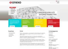 Sonexo.nl thumbnail