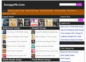 Songgspk.com thumbnail