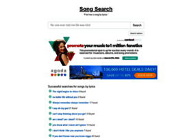 Songsear.ch thumbnail