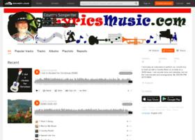 Songslyricsmusic.com thumbnail