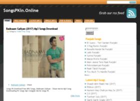 Songspkin.online thumbnail