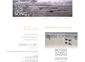 Songwithoutborders.net thumbnail