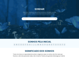 Sonhar.info thumbnail