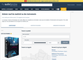 Sonicprice.fr thumbnail