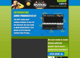 Sonicproducer.com thumbnail