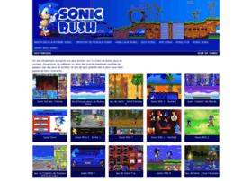 Sonicrush.net thumbnail