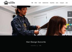 Sonorite.info thumbnail