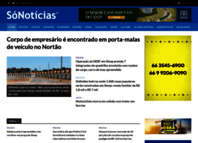 Sonoticias.com.br thumbnail