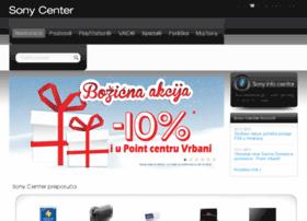 Sonycenter.hr thumbnail
