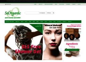 Soorganic.com thumbnail