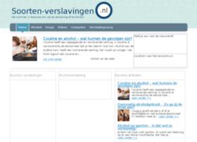 Soorten-verslavingen.nl thumbnail
