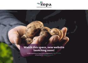 Sopa.org.uk thumbnail